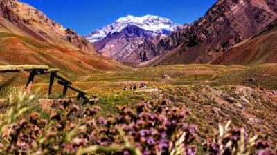 Mendoza, la enamorada de los Andes