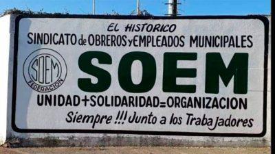 El SOEM Federación reclamó la convocatoria para la apertura de paritarias 2021