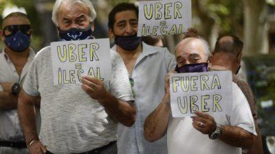 La llegada de Uber profundiza la grieta en el seno del Concejo rosarino