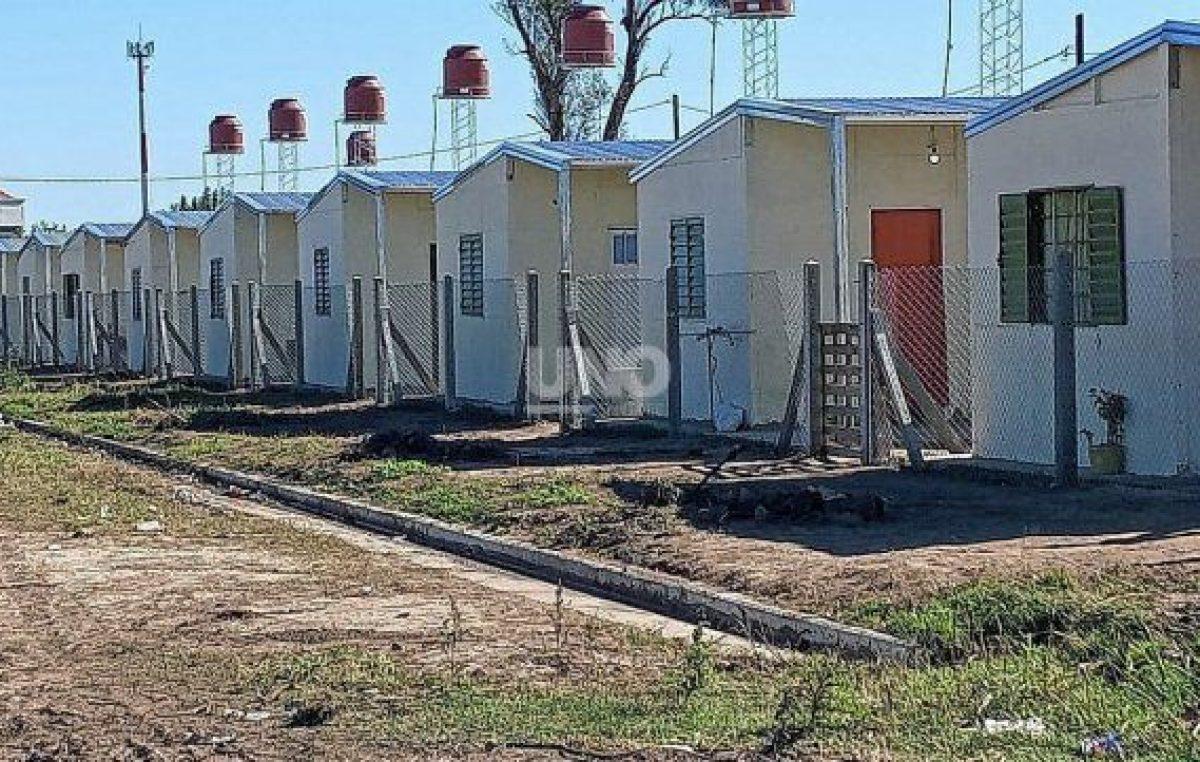 Implementan un programa de viviendas para erradicar los ranchos de la ciudad de Santa Fe en tres años