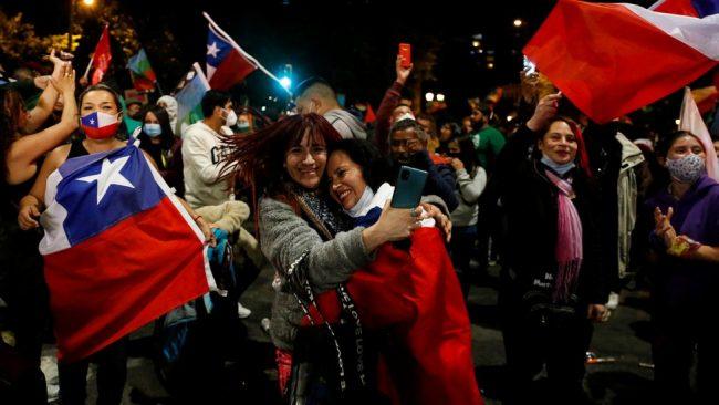 El nuevo escenario de Chile: la derecha no tendrá poder de bloqueo en la redacción de la nueva Constitución
