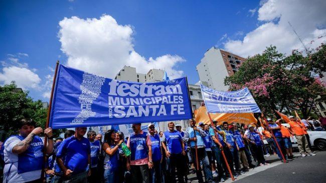 FESTRAM rechaza el proyecto para reducir la planta de personal en Rosario