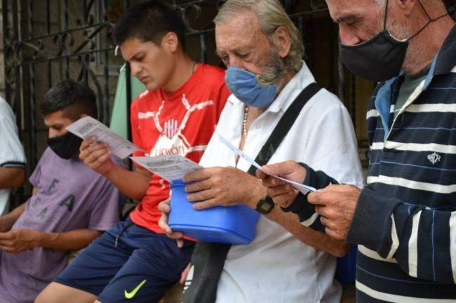 """Santa Fe: """"La situación de calle es una de las expresiones más crueles de la pobreza"""""""