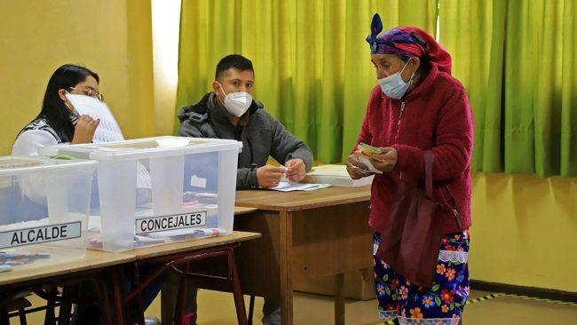Los independientes sorprenden y el oficialismo es el gran perdedor en Chile