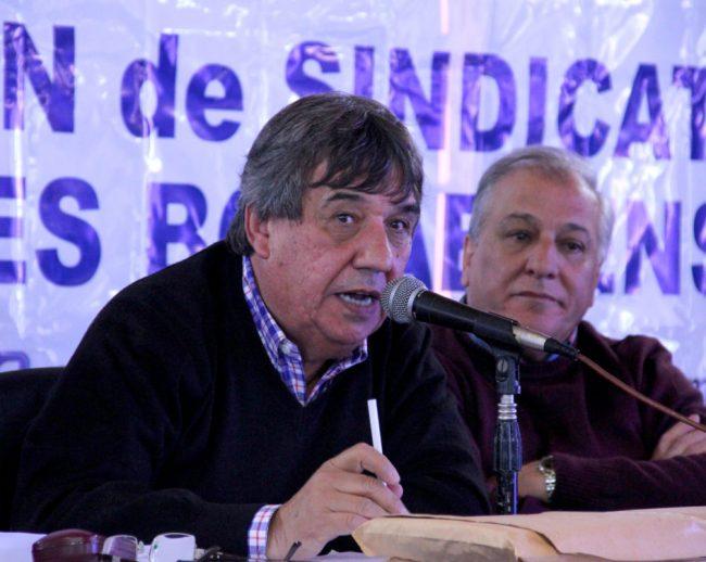 Municipales de General Pueyrredón: Rubén Cholo García respaldó el paro por salarios y no descartó una movilización