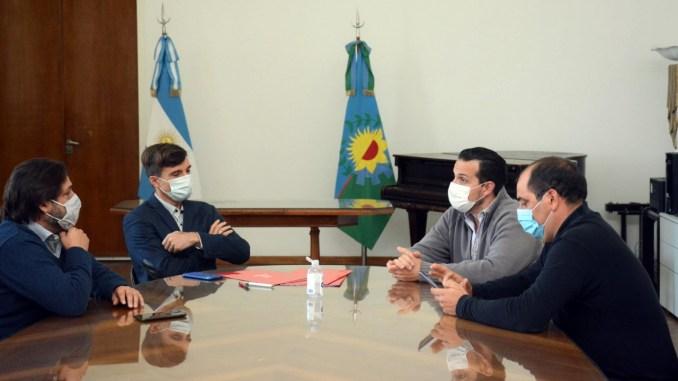 Morón firmó un nuevo acuerdo salarial para los trabajadores municipales de la Salud