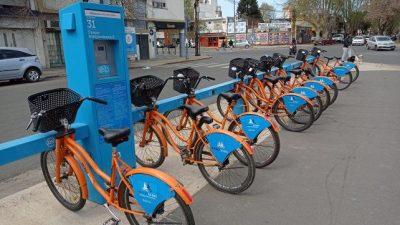 Rosario tendrá más de cien estaciones para alquilar bicicletas públicas