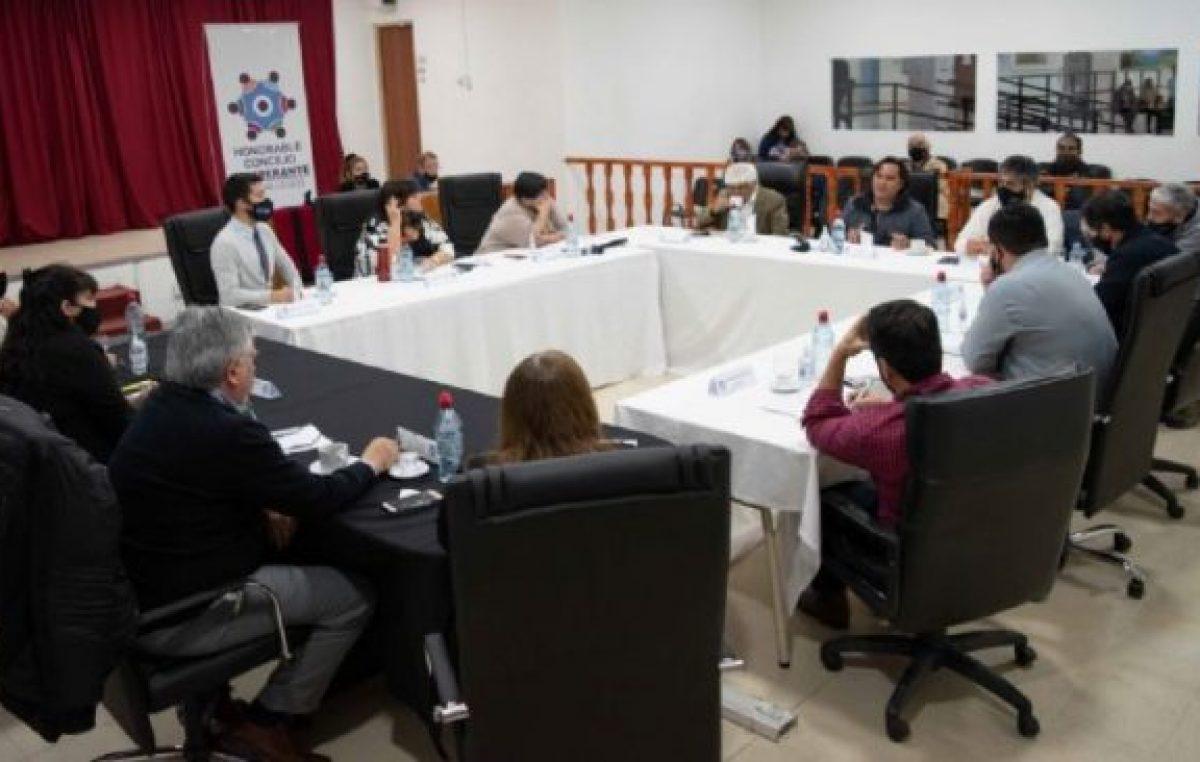 Municipalidad de Río Gallegos: SOEM y paritarios asistieron a una reunión informativa en el Concejo Deliberante