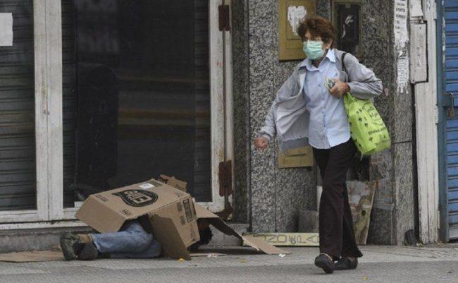 Polémica, una vez más, por el censo de personas en situación de calle en la Ciudad de Buenos Aires