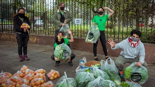"""El éxito del """"Bolsón Soberano"""" de verduras agroecológicas"""