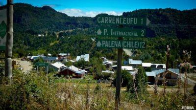 El gobernador de Chubut firmó convenios para construir viviendas en comunas rurales