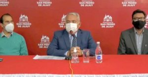 Jujuy: Anuncian pase a planta permanente municipal
