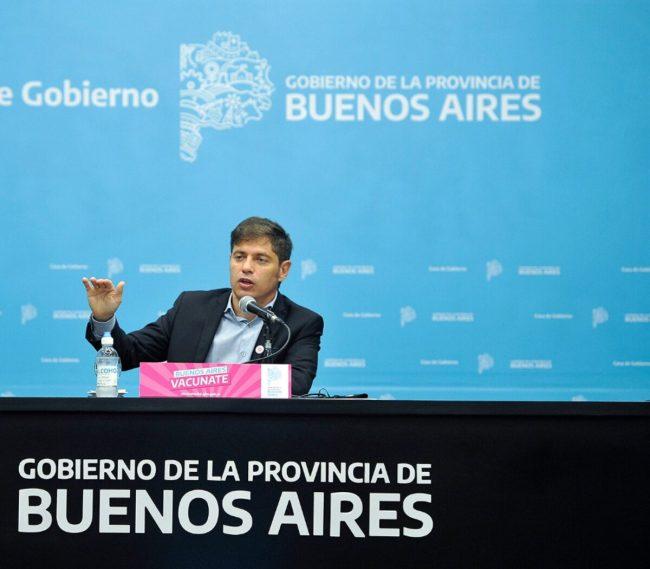 La Provincia de Buenos Aires amplía la ayuda para las pymes