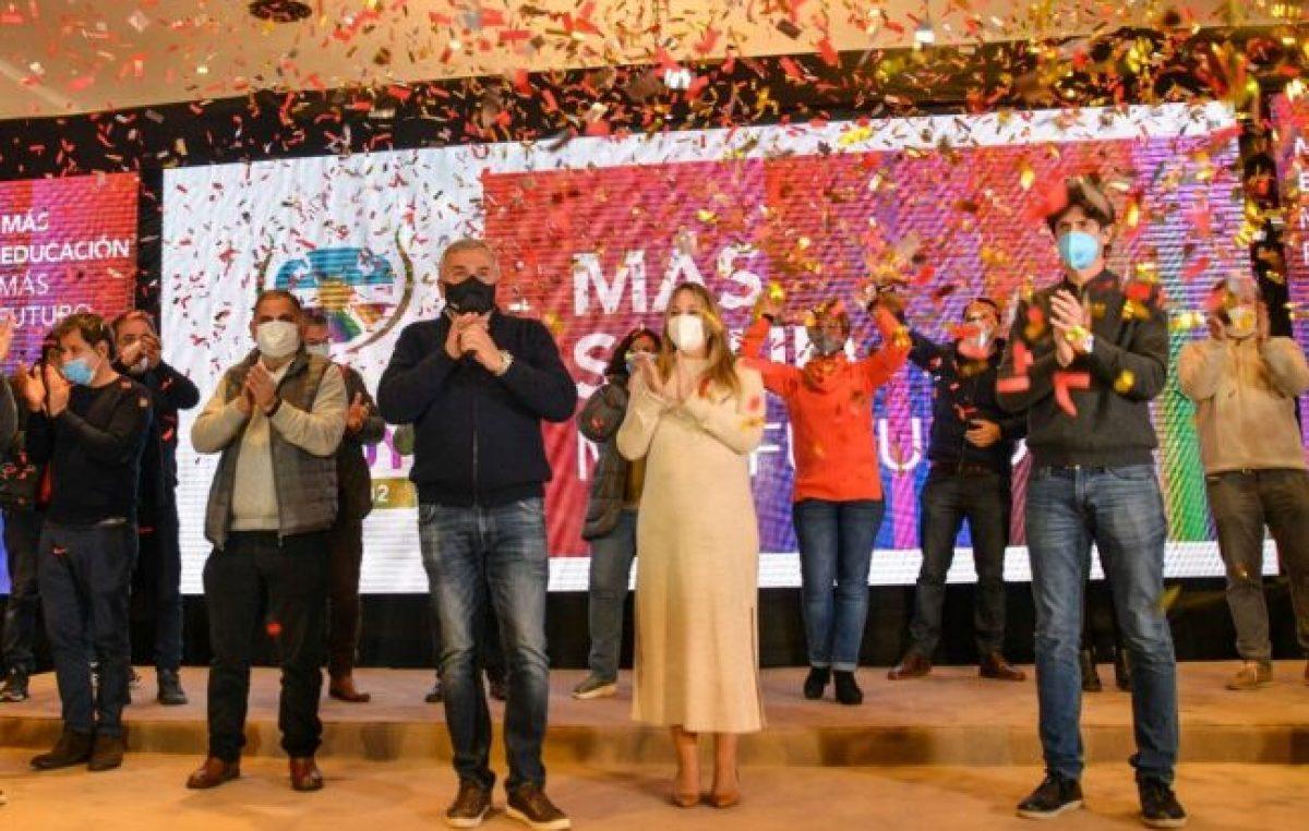 Gerardo Morales habló de «triunfo contundente» en las elecciones de Jujuy
