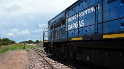 Los trenes de carga vuelven a manos del Estado