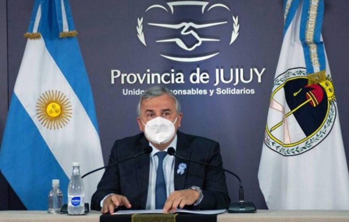 Tras ganar en Jujuy, Gerardo Morales planta la bandera radical en la interna de Juntos por el Cambio