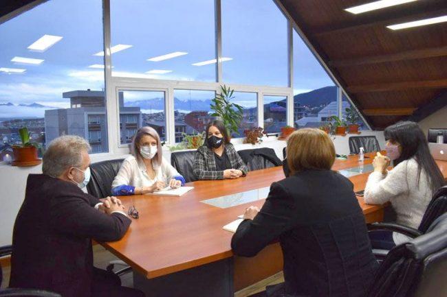 El Municipio de Ushuaia sigue implementando la Ley Micaela