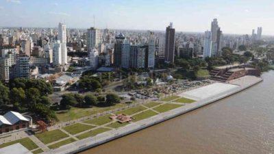 En busca de un nuevo centro rosarino: un know how internacional para plasmar ideas locales