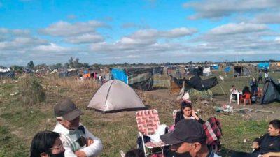 Reconquista: la Iglesia señaló que el conflicto social por tierra y vivienda «era de esperar»