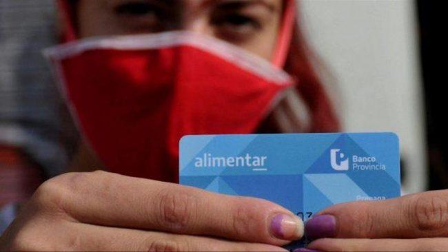 En la provincia de Córdoba, la Tarjeta Alimentar sumó más de 50 mil beneficiarios