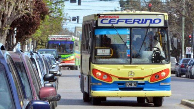Subsidios al transporte. Río Negro pide más fondos