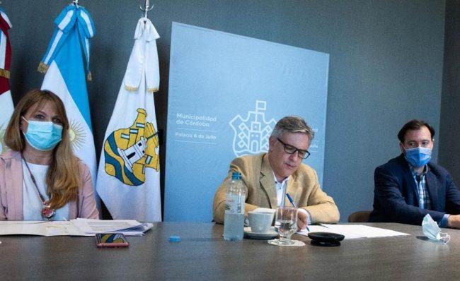 """Córdoba se suma a la alianza de """"Ciudades por el clima"""""""