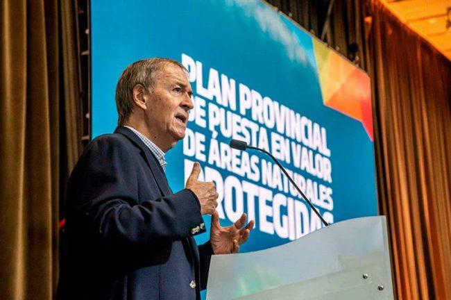 La Provincia de Córdoba lanzó el Plan de Puesta en Valor de Áreas Naturales Protegidas
