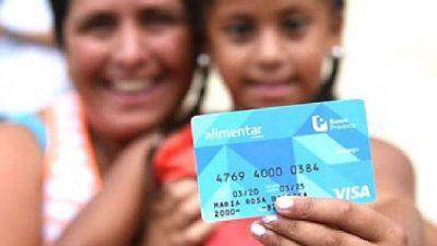 La Tarjeta Alimentar alcanza en Salta a un 84% más de niños, niñas y adolescentes