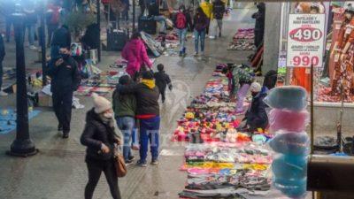 Las ventas no aumentan y hay incertidumbre de comerciantes en Salta