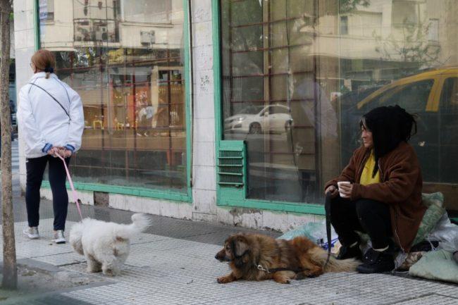 La pobreza en la ciudad de Buenos Aires llegó al 27 por ciento