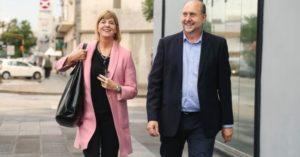 Interna en Santa Fe: el gesto de Alejandra Rodenas que busca condicionar a Omar Perotti