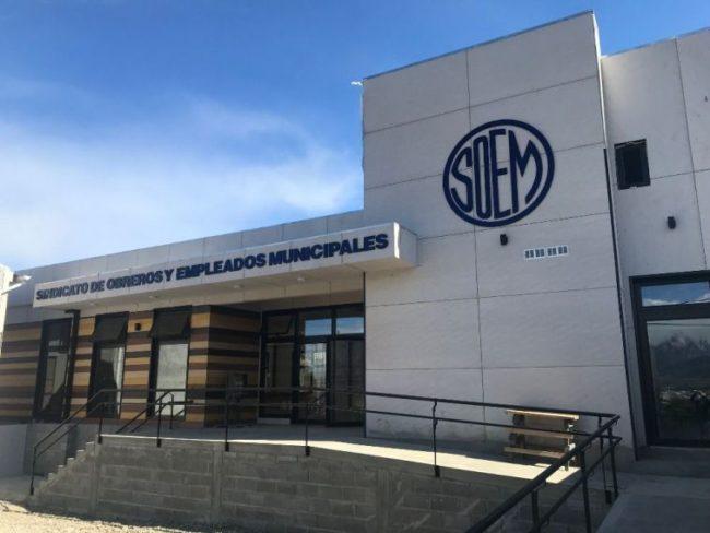 Ushuaia: SOEM presentó protocolo para realizar elecciones en diciembre