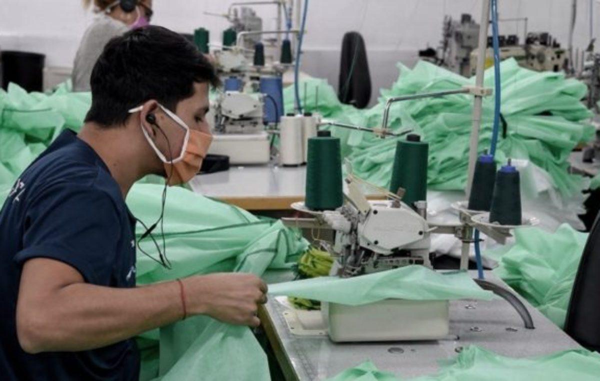 El secretario de Pymes aseguró que «Argentina está recuperando puestos de trabajo»