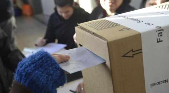 19 partidos rionegrinos pierden el financiamiento público