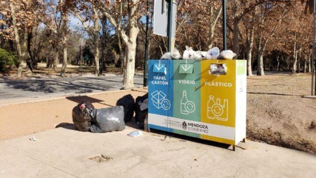 Mendoza: Preocupa el mantenimiento del parque General San Martín