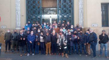 El Sindicato de Municipales de Vicente López se incorporó a la FeSiMuBo