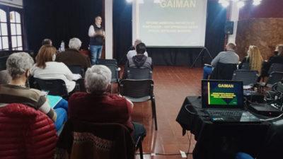Gaiman proyecta el cierre y la remediación del basural municipal