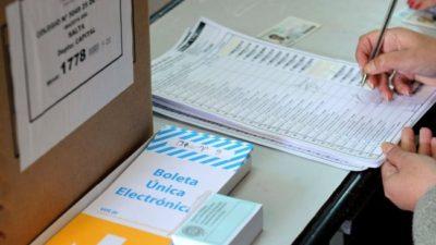 Los salteños irán a las urnas el próximo domingo para elegir senadores y diputados