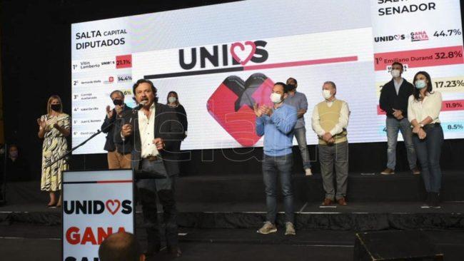Los dos frentes oficialistas se quedaron con la mayoría de los cargos en las elecciones de Salta