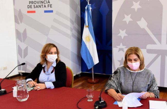 Santa Fe: Se firmó convenio para implementar programa nacional de municipios saludables