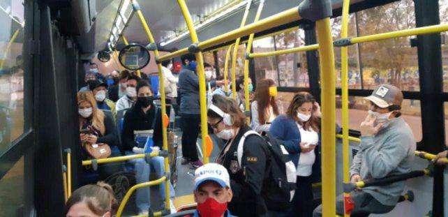 """Rosario: """"Aumentamos el boleto porque la realidad del transporte no se puede sostener"""""""