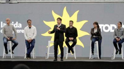 El Frente de Todos realizó un Plenario de Juventudes junto a sus principales candidatos