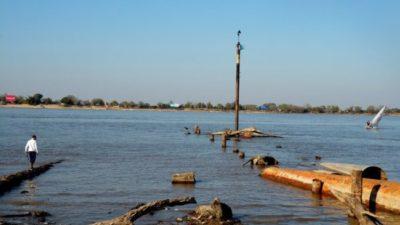 Provincia de Buenos Aires: Emergencia por la bajante