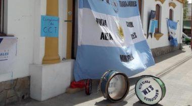 Jueves y viernes paro de los trabajadores Municipales de Punta Alta