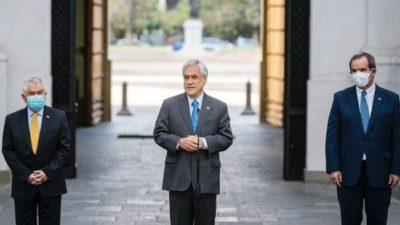 Piñera acusó a la «mayoría de constituyentes» de debilitar «gravemente a la familia»