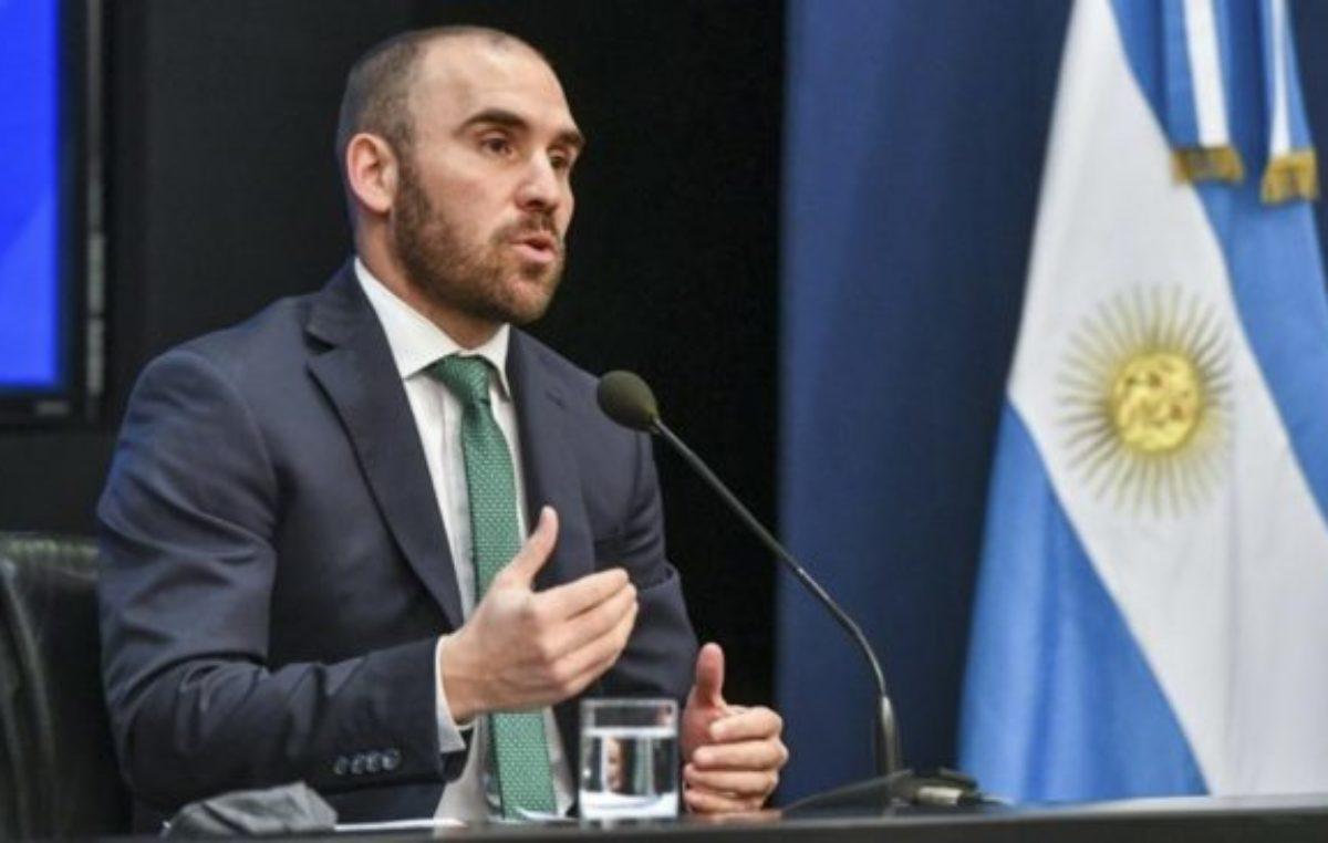 Guzmán: «Estamos resolviendo un problema muy grave» que el macrismo le dejó a la Argentina