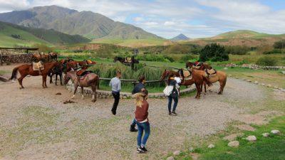 Las estancias jesuíticas en los Valles Calchaquíes, una propuesta de turismo rural