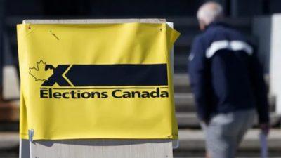 Abrieron los centros de votación para las legislativas canadienses