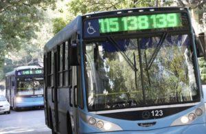 Transporte rosarino: crece el movimiento pero hay 150 coches menos que en 2019