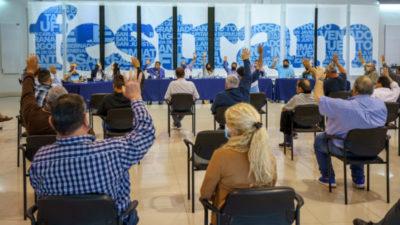 Santa Fe: Reunión Presencial del Consejo Directivo de FESTRAM